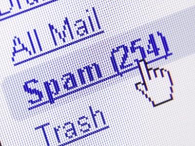 7_1 Spam-folder